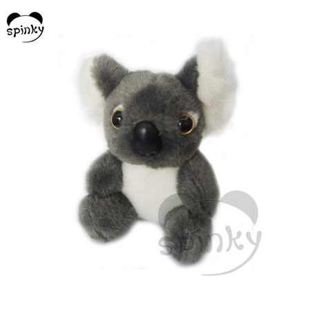 Plush Koala Keychain Toy