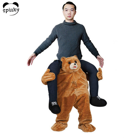 Carry Me Fancy Dress Pants Bear