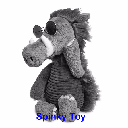 Forest Toy Plush Wild Boar