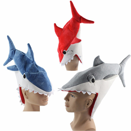 Funny Animal Shark Winter Hat