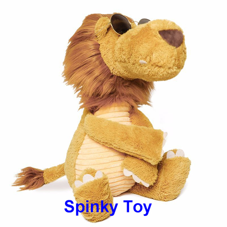 Forest Toy Plush Lion