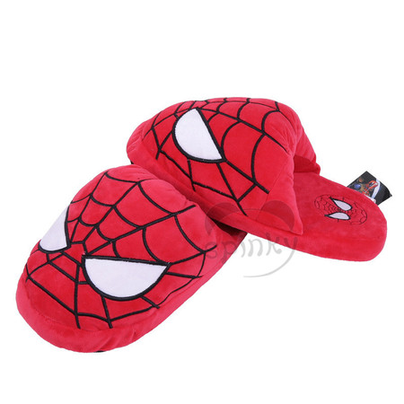 Spiderman Winter Slippers