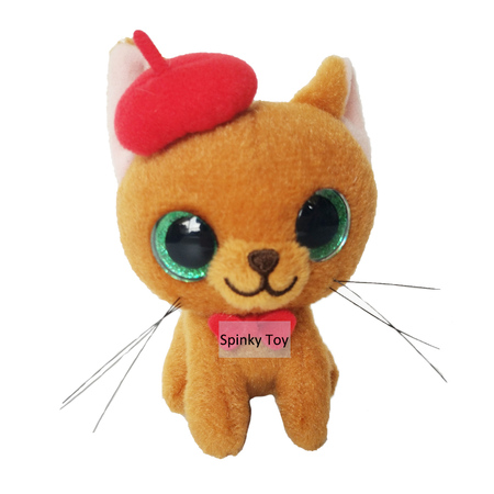 Mini Cute Plush Cat Toy