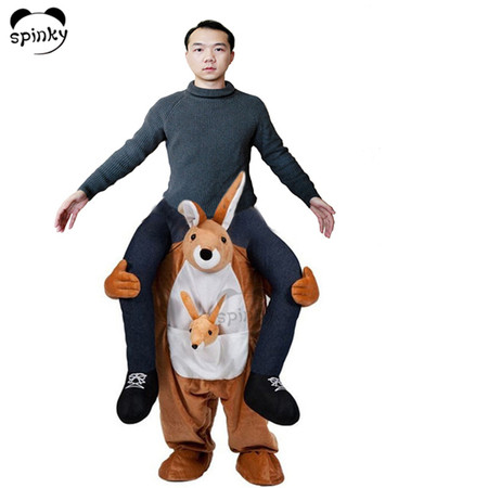 Carry Me Fancy Dress Pants Kangaroo