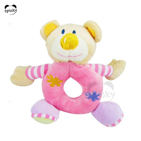 Baby Rattle Toy Teddy Bear