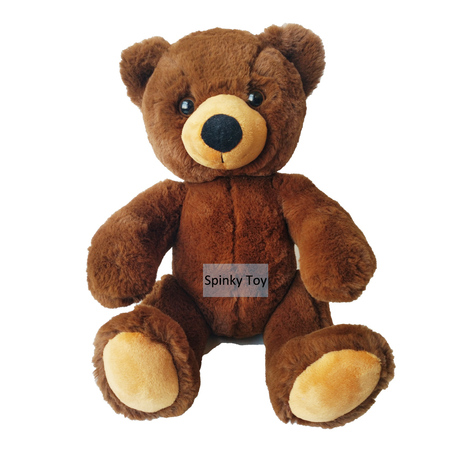 Custom Brown Teddy Bear Toy