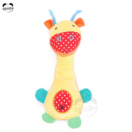 Baby Rattle Toy Giraffe
