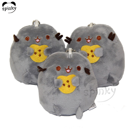 Plush Hamster Toy Keychain