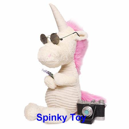 Forest Toy Plush Unicorn