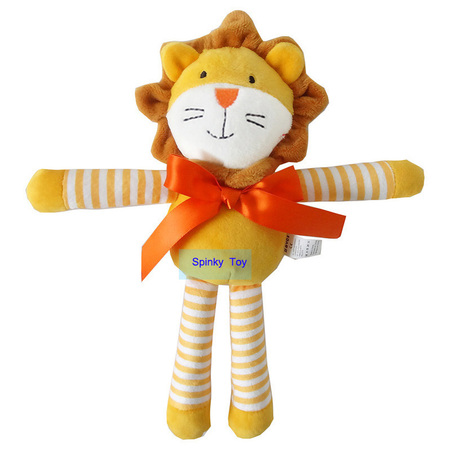 Lion Soft Toy For Baby
