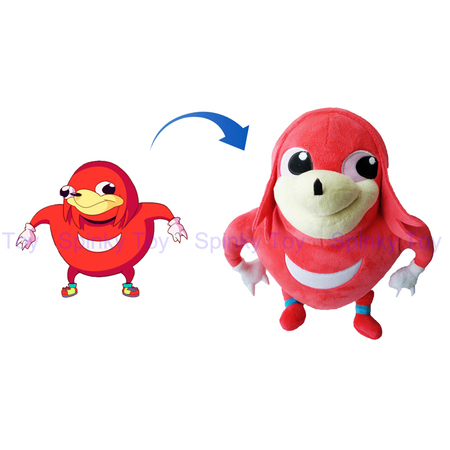 Custom Game Cartoon Plush Toy With Voice