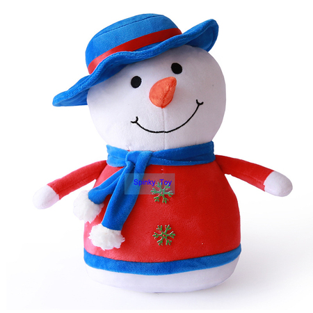 Christmas Toy Plush Snowman