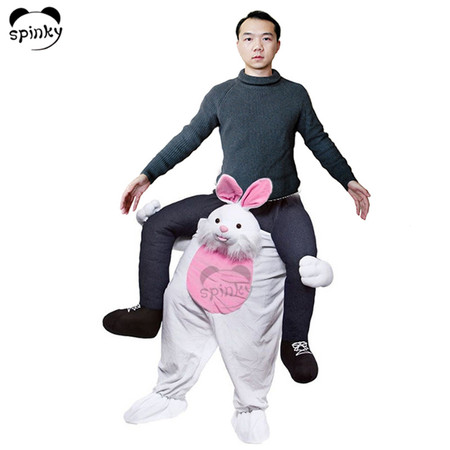 Carry Me Fancy Dress Pants Rabbit