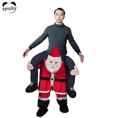 Carry Me Fancy Dress Pants Santa Clause