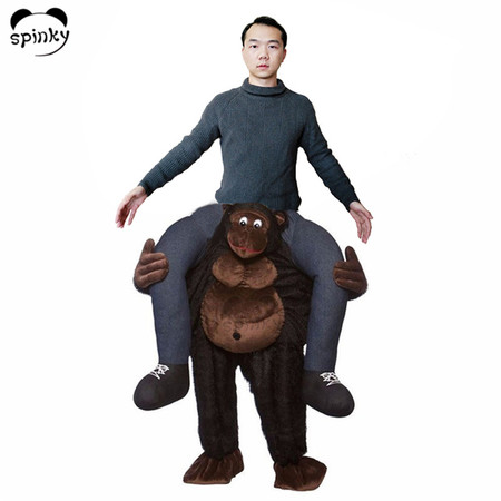 Carry Me Fancy Dress Pants Orangutan