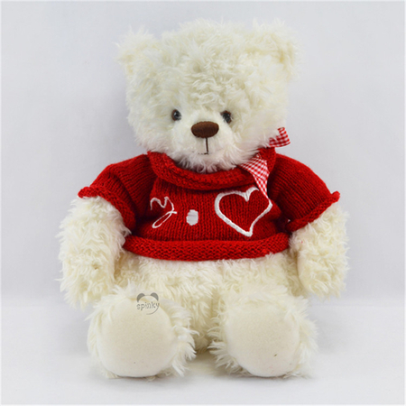 25cm Plush stuffed toy Teddy Bear