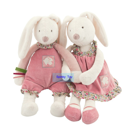 Soft Baby Rabbit Plush Stuffed Toy