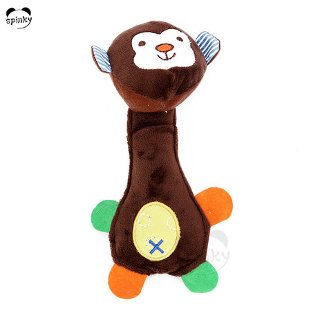 Baby Rattle Toy Monkey