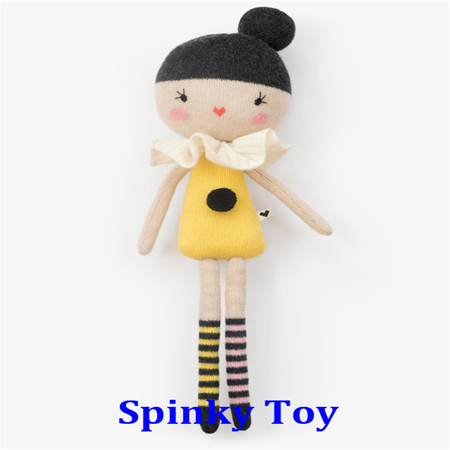 Knit Toy Girl