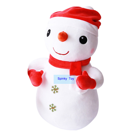 Christmas Festival Soft Plush Toy Snowman